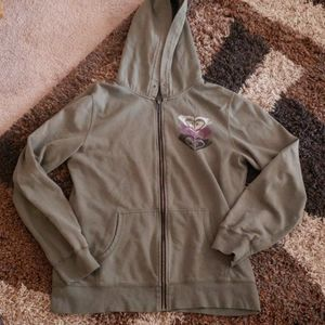 Roxy zip up